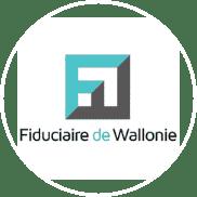 Logo de la Fiduciaire de Wallonie