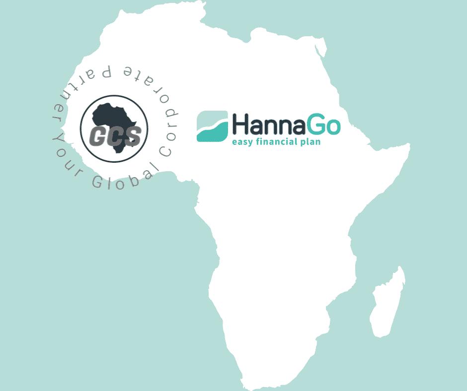 HannaGo en Afrique