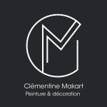 Peintre en décoration & bâtiment, Clémentine Makart, 23 ans