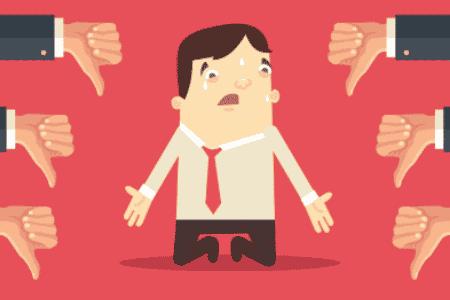 Quelles sont les erreurs dans un plan financier ?
